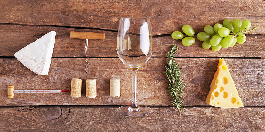 French wine and cheese tasting ~ online 5/3/21 (serves 2)