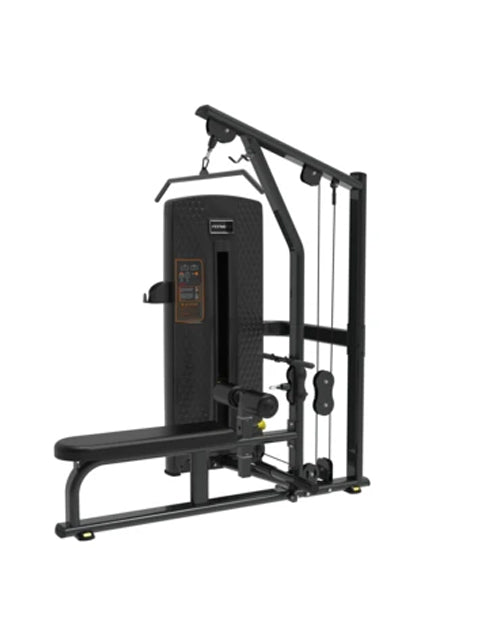 Catch PRO Pin Loaded Lat Pulldown and Low Row Machine