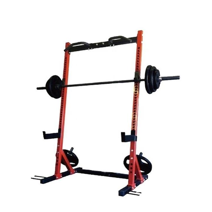 Squat and Bench Rack