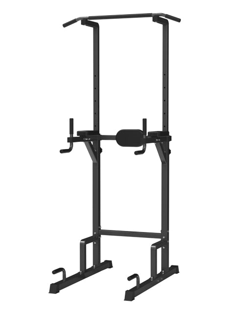 Home Power Tower Pull Up _ Push Up Dip Station