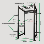 OKPRO Commercial Power Rack | Arriving Late March