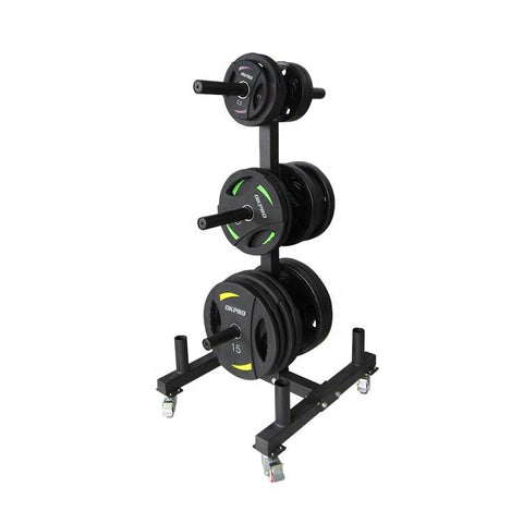 Arriving Mid September: Barbell & Plate Holder - Catch Fitness - fitness equipment