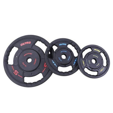 Tri-Grip Weight Plate Pairs | Arriving April