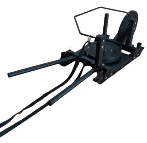In Stock - Power Sled with wheelbarrow - Catch Fitness - fitness equipment