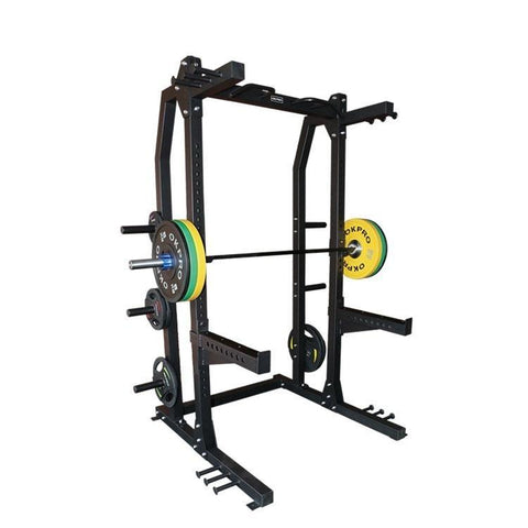 Arriving Late September: Commercial Power Rack with Plate Holders - Catch Fitness - fitness equipment