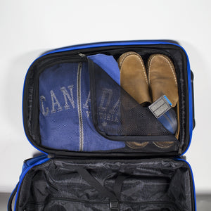 Carry-On 101 - Charcoal/Royal