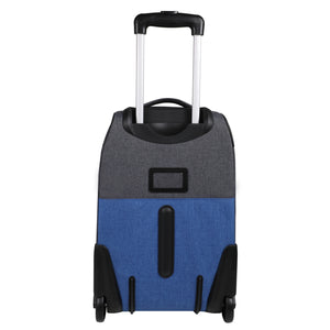 Carry-On 202 - Grey/Blue