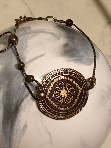 Jewellery - Bracelet - Rope and Shield