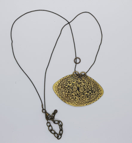 Jewellery - Necklace - The Pond
