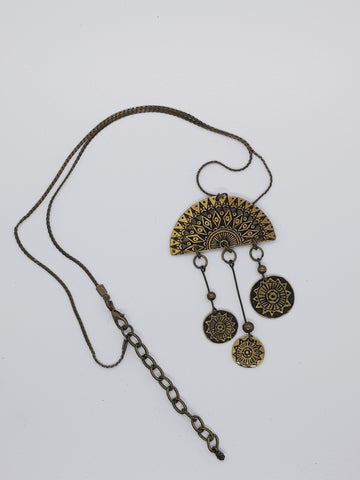 Jewellery - Necklace - Sunshower