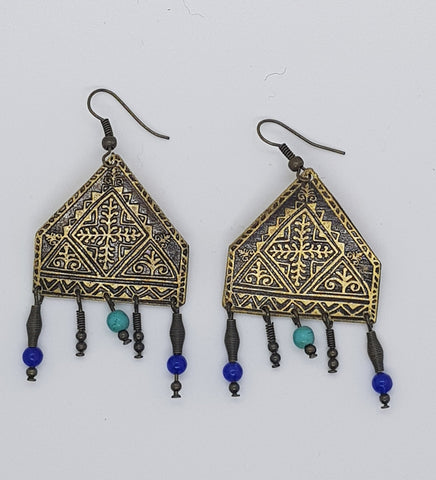 Jewellery - Earrings - Bird House