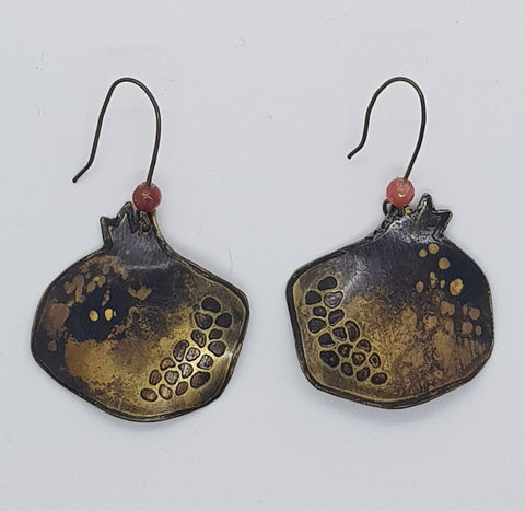 Jewellery - Earrings - Oyster