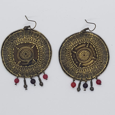 Jewellery - Earrings - Cymbals
