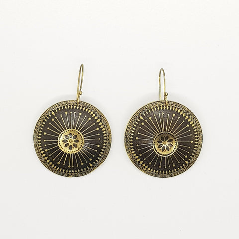 Jewellery - Earrings - Dandelions