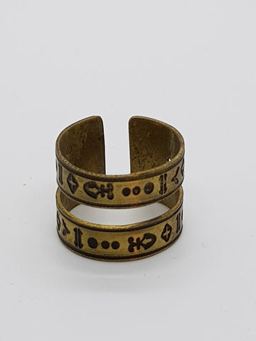 Jewellery - Ring - Twin Ring