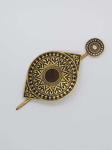 Jewellery - Hair Pin - The Eye