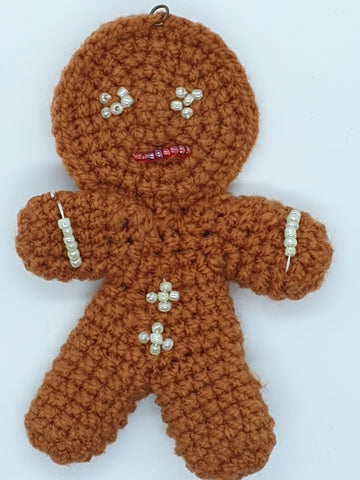 Christmas Ornament - Ginger Bread Man