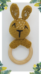 Rattle (Teething) - Rabbit