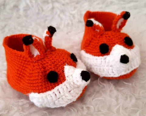 Brilliant Booties - Fox