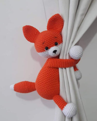 Curtain Creature - Fox