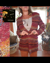 Load image into Gallery viewer, Vintage Missoni for Neiman Marcus Wool Knit Cardigan - Pockets - Vintage Missoni Sweater - Fall Fashion - Vtg Italian - Womens Medium Small