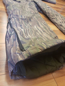 VNTG Mens XL Tall Camo Snowsuit - 10x RealTree Goretex - Camouflage Coverall Suit - Camo Snowsuit - Insulated Camo Jumpsuit - One Piece