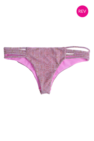 LiveLoveSurf-LS-La Sirena Strap Bottom *Pink Sand