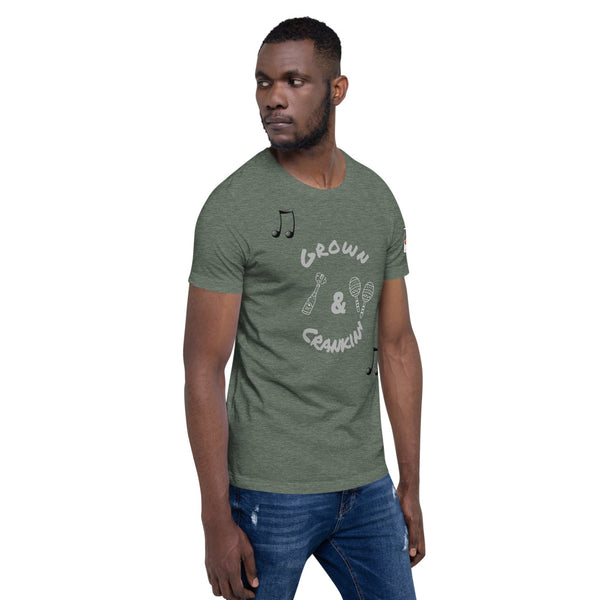 G&S  Short-Sleeve Unisex T-Shirt