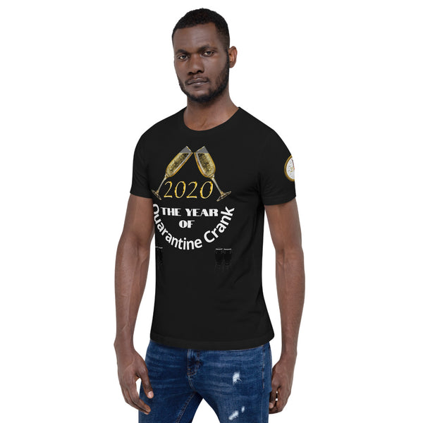 2020 Short-Sleeve Unisex T-Shirt