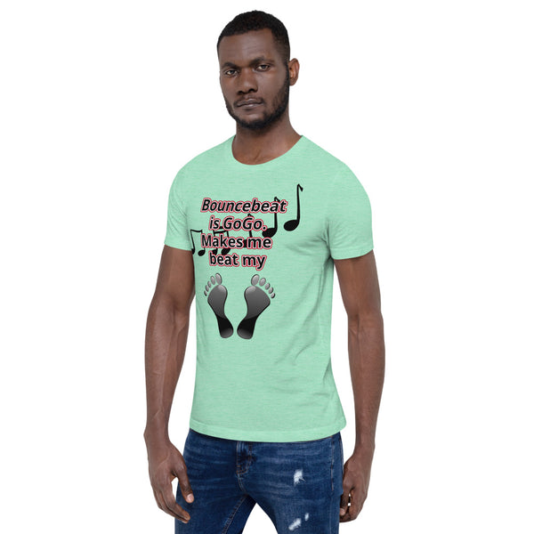 Beat your Feet Short-Sleeve Unisex T-Shirt