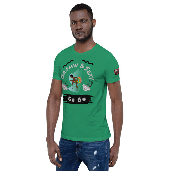 G&S 2 Short-Sleeve Unisex T-Shirt