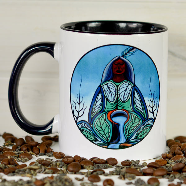 Faubert Collection Mug - Water Woman