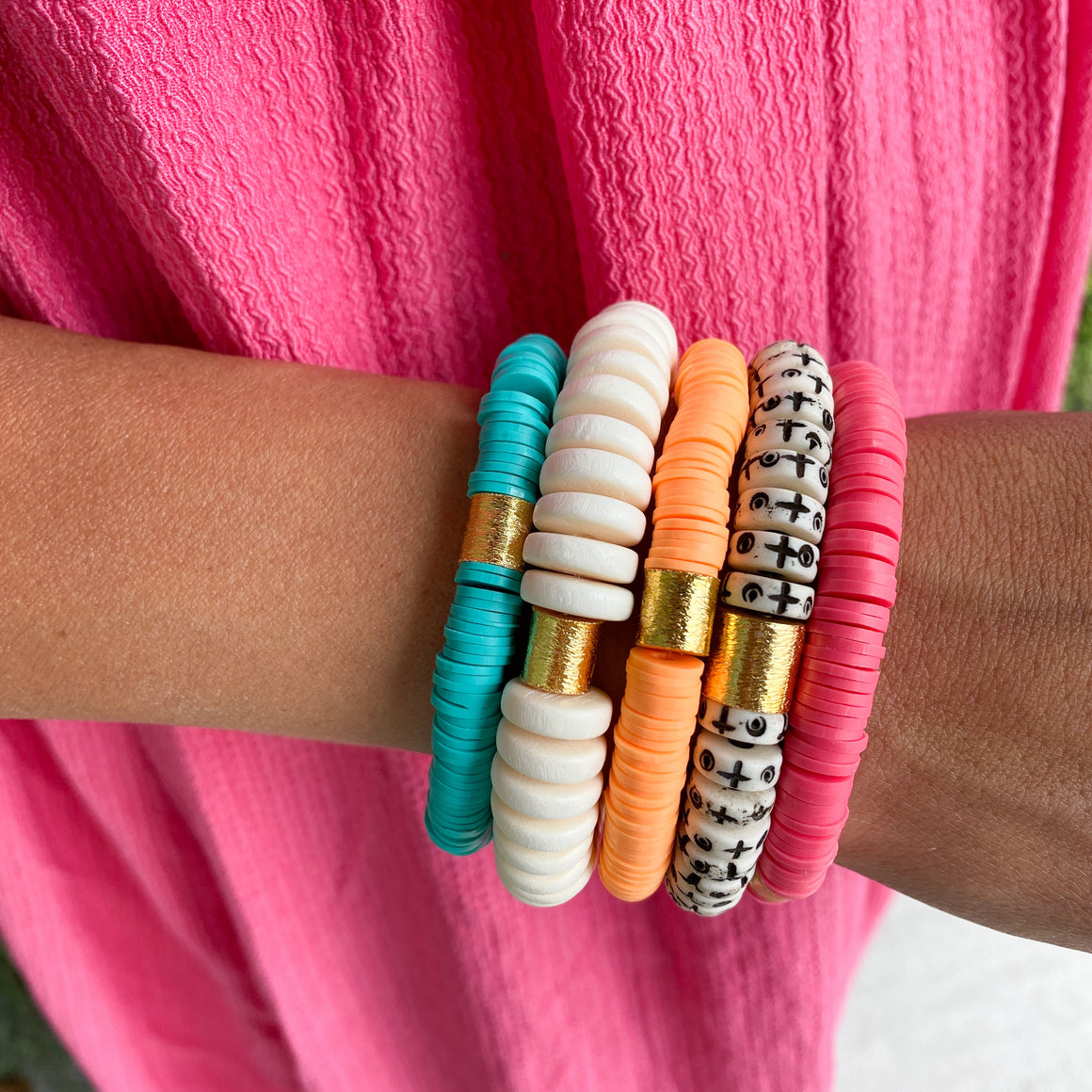 summer tribal stack