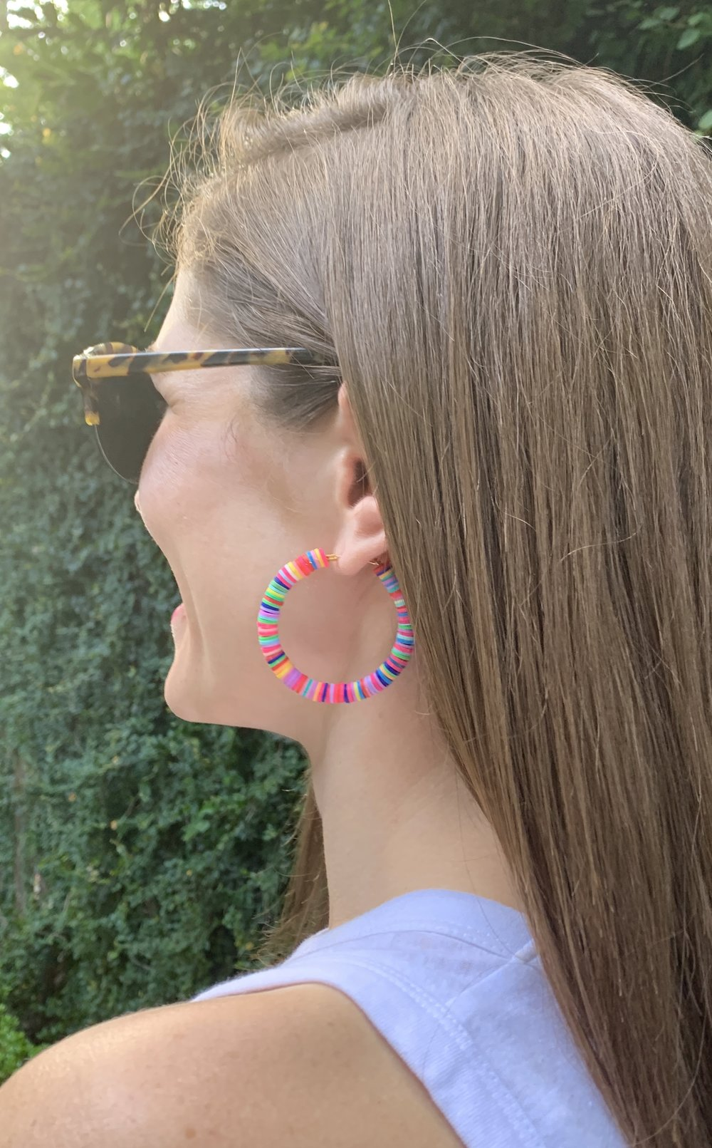 mini-fiesta earrings