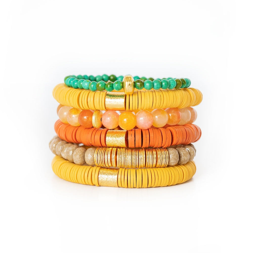 autumn curated stack