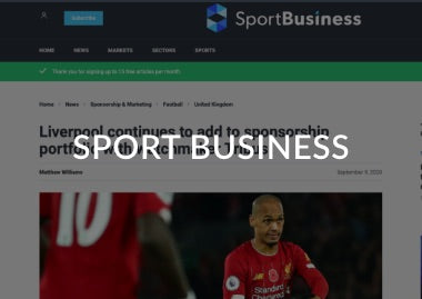 Sport Business review