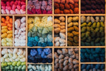 What materials do I use yarn storage header picture