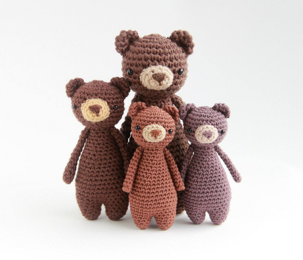 How to Start with Amigurumi - Little Bear Crochets
