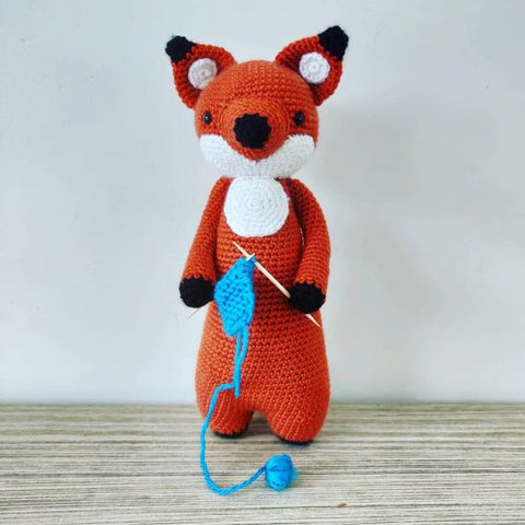 Little Bear Crochets Crochet Contest 2019 Second Place