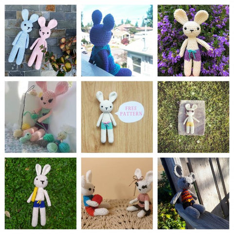 LBC Crochet Contest Highlights Bunny Pants