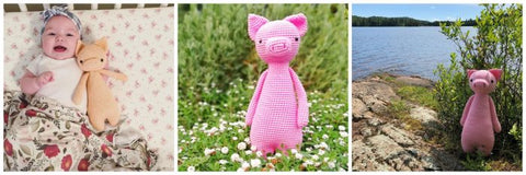 LBC Crochet Contest Highlights Pigs