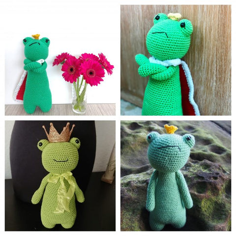 LBC Crochet Contest Highlights Frogs