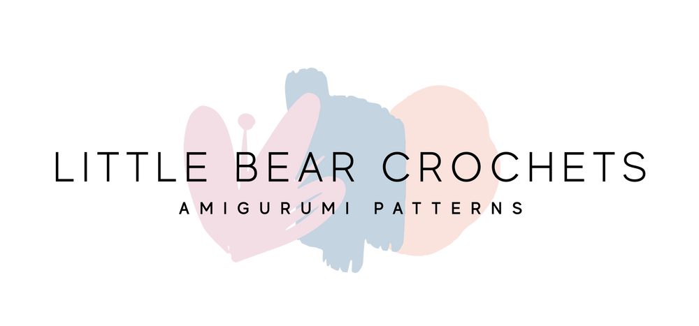 Little Bear Crochets Amigurumi Patterns Logo