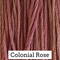Colonial Rose - Classic Colorworks