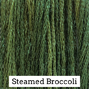 Steamed Broccoli - Classic Colorworks