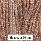 Brown Hen - Classic Colorworks