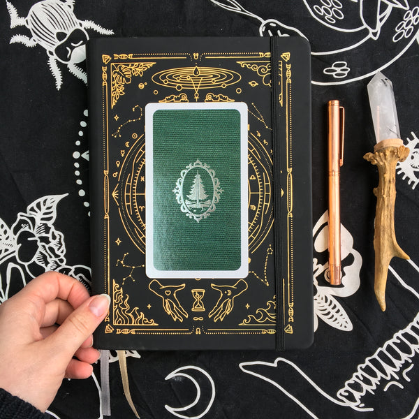 journaling through 'it' with tarot shadow work