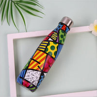 500ML Starry Sky Cola Water Beer Hot Cold Thermos Insulated Vacuum Flask Stainless Steel Water Bottle for Sport Drinking Bottle