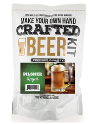 Crafted Beer Pilsner Lager