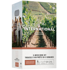 Cru International Malbec